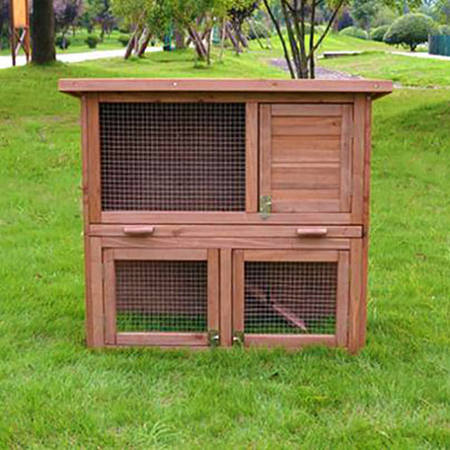 Selling wooden rabbit cage wood pet house 145x 45x 84cm 08-0027 Selling wooden rabbit cage wood pet house 145x 45x 84cm 08-0027