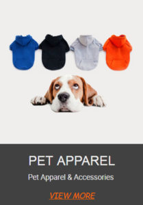 Pet Apparel, Dog Clothes factory