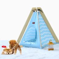 Animal Dog House Tent: OEM 100%Cotton Canvas Dog Cat Portable Washable Waterproof Small 06-0953 Animal Dog House Tent: OEM 100%Cotton Canvas Dog Cat Portable Washable Waterproof Small 06-0953