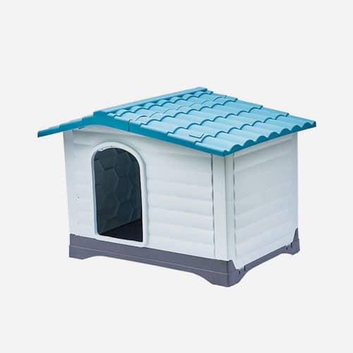 Dogs Kennel Houses Outdoor Rainproof Kennel Imperial Extra Large Animal Dog Kennel Large House 06-1605 Dog Furniture: Cages, House & Playpen 06-1605