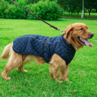 Pet Dog Coat Reflective Waterproof Winter Warm Dog Jacket Clothes 06-1597